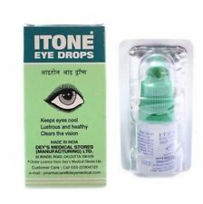 Itone Eye Drops Ayurvedic Eyes Conjunctvitis Cle 10ml {BUY3 GET1 FREE}