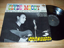 """The Best of Clyde Moody KING 891 vinyl 12"""" record NEAR MINT A++ FREE US SHIPPING"""