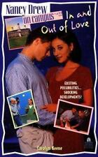In and Out of Love (Nancy Drew on Campus #22)-ExLibrary