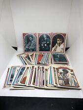1978 Boxcar Enterprises Elvis Presley Complete Set of 66 Cards Great Condition