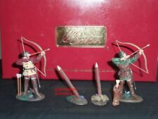 British Pre-1500 Era Military Personnel Britains Toy Soldiers