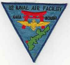 Wartime US Naval Air Facility Patch / US Navy Aviation Insignia