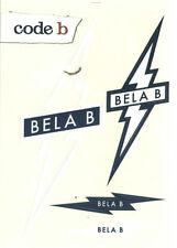 Bela B - 5 Aufkleber auf einer Vorlage - unbenutzt - Schönes Sammlerstück