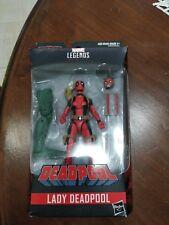 Marvel Legends - Deadpool Series - Lady Deadpool