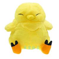 Final Fantasy Chocobo Yellow Plush Toy Cute Stuffed Doll Cushion Cosplay Prop