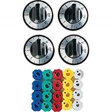 Ge Appliances Universal Electric Range Control KnobsPm3X84 (4B)