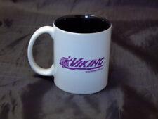 Reproduction Vintage Viking Snowmobile Logo Coffee Mug