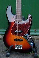 Fender American Standard Jazz Bass Fretless 2012 Sunburst