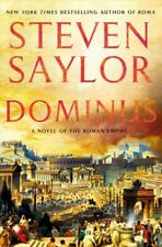 New listing Dominus : A Novel of the Roman Empire, Hardcover by Saylor, Steven, Brand New...