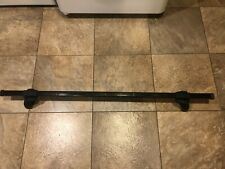 USED THULE ROOF RACK CROSS BAR CROSSBAR ONLY ONE OFF 09 IMPREZA 08-11 SUBARU