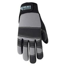 Holmes WorkWear High-Performance Work Gloves 2 pairs Touchscreen Compatible