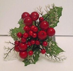 CHRISTMAS PICKS DECORATION, VARIOUS DESIGNS