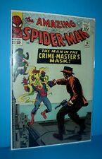 AMAZING SPIDER-MAN #26 High grade NM GREEN GOBLIN 1965 WHITE PAGES