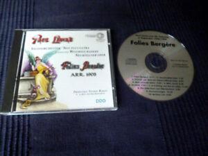 CD Salonorchester Non Plus Ultra der Neuköllner Oper PAUL LINCKE Folies Bergere