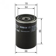 BOSCH F 026 407 025 Filtre à huile pour Hyundai i10 i20 Atos Prime ATOS i20 Coupe