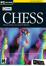 Queens Gambit-Corel Chess Windows Retro PC Spiel | kostenloser Versand