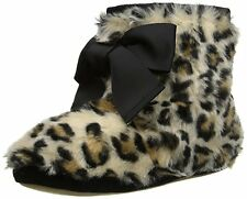 "Woman's Kate Spade New York 9034 ""Fabian"" Leopard Slipper Booties Size 6M"