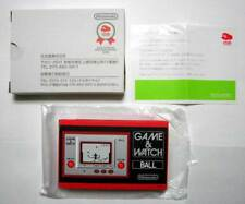 USED Club Nintendo Limited Game & Watch BALL BOXED JAPAN import Japanese