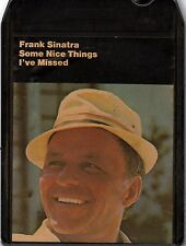 """FRANK SINATRA """"SOME NICE THINGS I'VE MISSED"""" 8-TRACK 1974 reprise"""