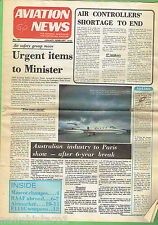 #AA5. AUSTRALIAN AVIATION NEWS  NEWSPAPER #167  JANUARY-FEBRUARY 1979