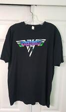 Van Halen 2007 World Tour T Shirt Size 2Xl Concert Short Sleeve