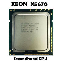 Intel Xeon Processor X5670 CPU 2.93GHz LGA1366 3200MHz PC Computer Server USED