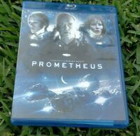 Prometheus From Director Ridley Scott  Dvd Blue Ray