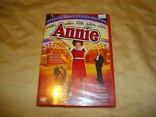 Annie (DVD, 2004, Special Anniversary Edition) sealed region 1