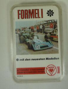 Quartett: Formel I , ASS 3236/0, 70er Jahre