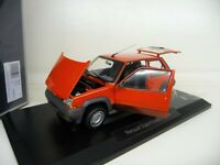 1:18 NOREV Renault 5 GT Turbo Supercinq  rot red Norev 1:18 NEU NEW