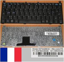 Azerty French Keyboard TOSHIBA NB100 NB 100 Series V072426CS1 6037B0035306 Black