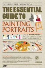 The Essential Guide to Painting Portraits DVD 5055298049380