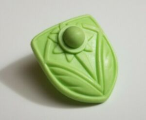 Vintage Princess of Power Perfuma Light Green Shield Accessory (Mattel, 1985)