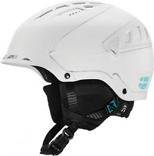 K2 Virtue Audio Helmets Black White Blue Small Medium