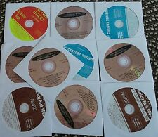 10 CDG LOT 60'S,70'S,80'S ROCK KARAOKE - JANIS JOPLIN, VILLAGE PEOPLE 8b