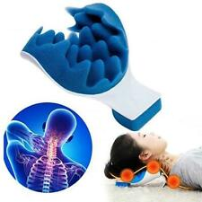Neck And Shoulder Relaxer Neck Pain Relief Massage Pillow Neck Support Pill L8H3