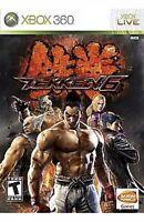 Tekken 6 Xbox 360/Xbox One Fighting Game T-kids