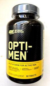 Optimum Nutrition Opti-Men Multivitamin for Men  - 90 Tablets. Free Shipping