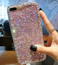 Samsung Note 9/LG Stylo 4/G7 Luxury Bling Glitter Shiny Cute Soft Gel Case Cover