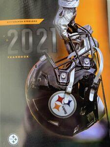 2021 PITTSBURGH STEELERS YEARBOOK NFL PROGRAM SUPER BOWL 56 ? ROETHLISBERGER