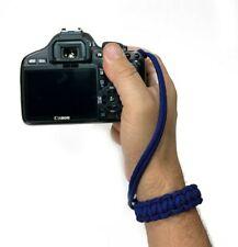 Moonstruck Handmade Adjustable Cobra Paracord DSLR Camera Safety Wrist Strap