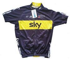 COOLMAX Replica SKY ADIDAS Cycling Jersey Top Size L *BNWT*