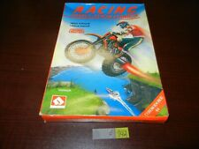 RACING SIMULATION GAME COMMODORE 64/128 COMPUTERS NEW & SEALED