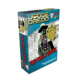 JUDGE DREDD- WALLY SQUAD WARLORD GAMES  2000AD IN STOCK!!!!!!