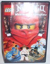 Lego Ninjago: Masters of Spinjitzu 2012 English French Spanish Region 1