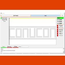 CNC 3d logiciel pour conucon étape commande moteur arduion Gcode GRBL Reprap
