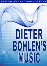 @YS360X  DIETER BOHLEN - Dieter Bohlen's Music (6CDs) MODERN TALKING BLUE SYSTEM