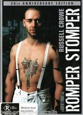 Romper Stomper DVD AUSTRALIAN CRIME DRAMA Russell Crowe BRAND NEW SEALED R4