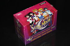 SAILOR MOON 2 PLAYER DECK COLLECTIBLE CARD GAME DISPLAY BOX (LAST ONE !!!)