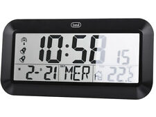 Orologio Digitale da Parete Radiocontrollato TREVI OM 3528 D Nero